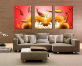 Cara memilih lukisan yang sesuai untuk ruangan