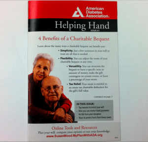 planned giving newsletters