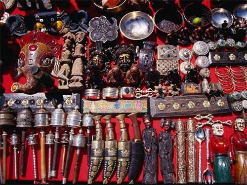 Handicrafts in Nepal - Nepalese Handicrafts
