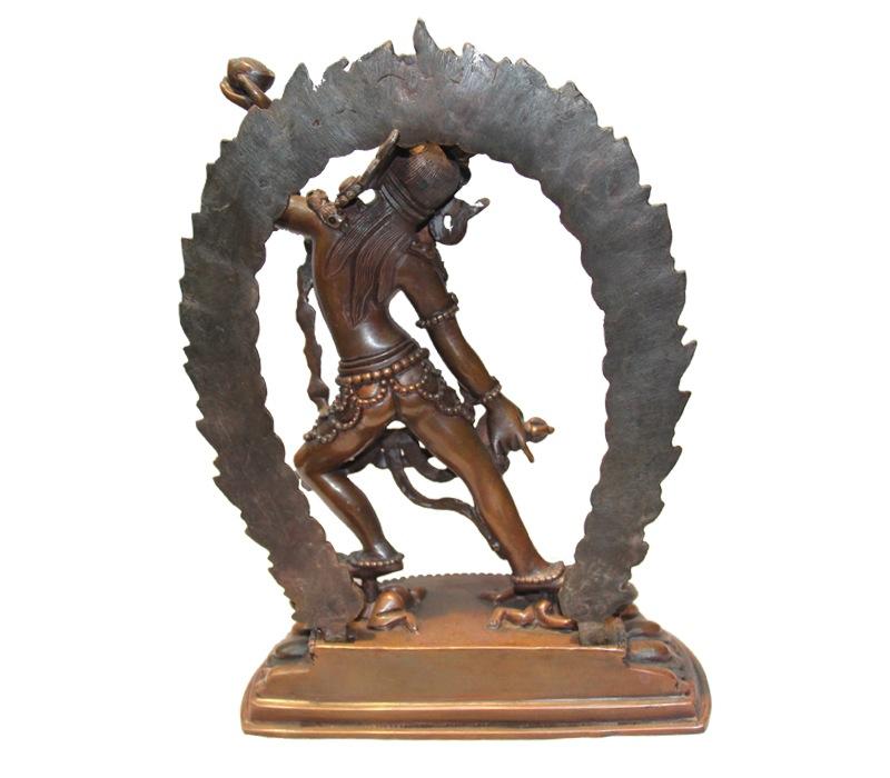 Vajrayogini Statue - The Fierce Tara