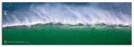 Comprar fotografía de Galicia Playa de Mar de Fora Fisterra Paisaje Horizonte Mar Temporal Decoración naturaleza