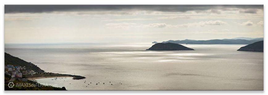 Ría do Barqueiro e Bares, Comprar fotografía de Galicia