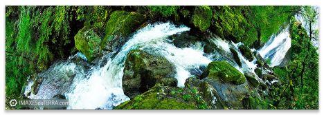 Comprar fotografía paisajes de Galicia Fervenza do Toxa Naturaleza Decoración