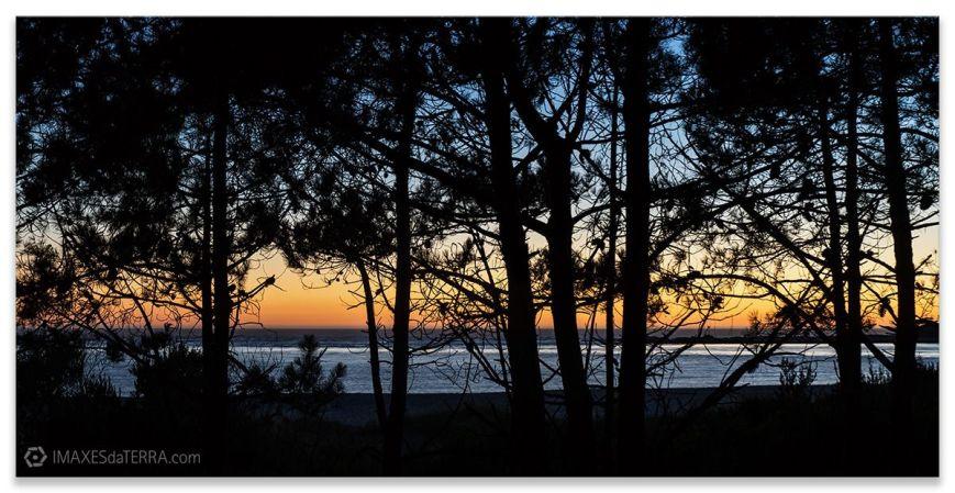 Atardecer en Galicia, Comprar fotografía Galicia atardecer Naturaleza Gallega Decoración Paisajes