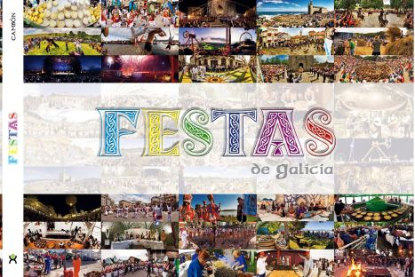 Libro dás  Festas de Galicia, Comprar Libro de  Festas de Galicia Interese Turístico Galego