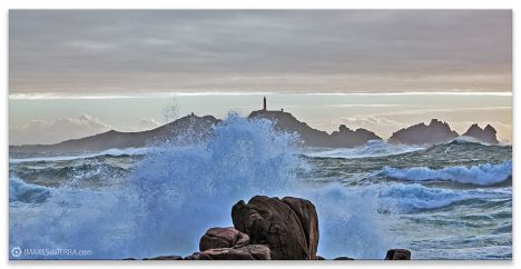 Comprar fotografía de Galicia Mar de Cabo Vilán Decoración naturaleza