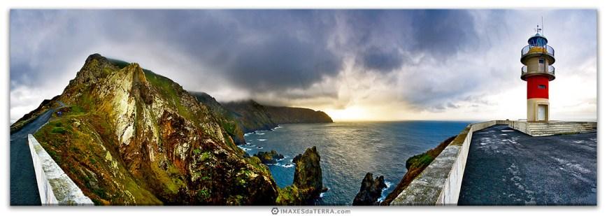 Faro de Cabo Ortegal, Comprar fotografía Faros de Galicia Faro de Cabo Ortegal Acantilados da Herbeira Naturaleza Decoración Paisajes