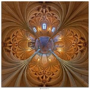 Palmeras Pétreas Universo, Monasterio de Oseira ,