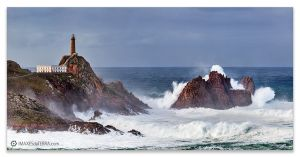 Temporal Cabo Vilán, fotos de Galicia