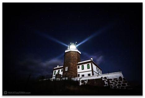 O faro das estrelas Fisterra - Fotos de Galicia para decorar