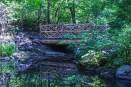 Sunday Mlorning-Bridge, The Ramble, Central Park,