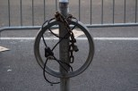 Wednesday - Bike Lock