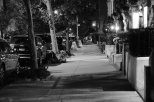 Saturday night - West 85th Street