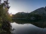 Sunrise, Lake Angeles