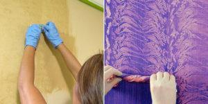 La pittura lavabile, come suggerisce il nome, è una tipologia di pittura. Tecniche Pittura Pareti Interne