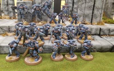 Warhammer 40k Primaris Marines Painting Guide