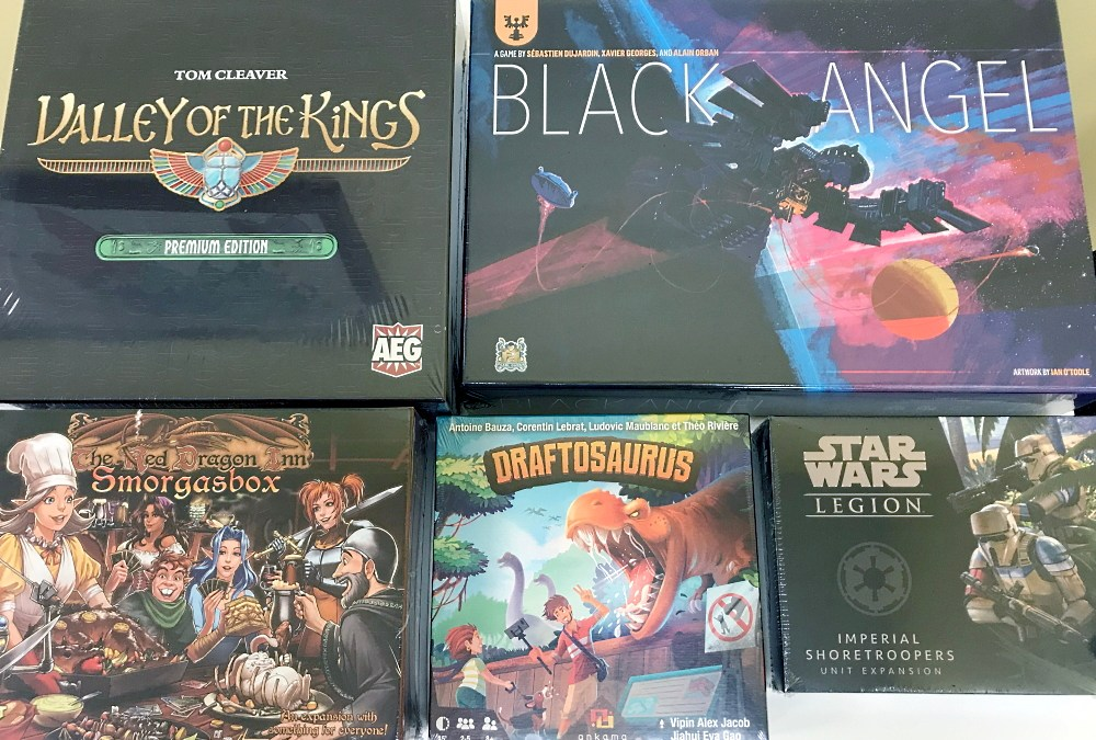 Labor Day Weekend Begins with New Games!