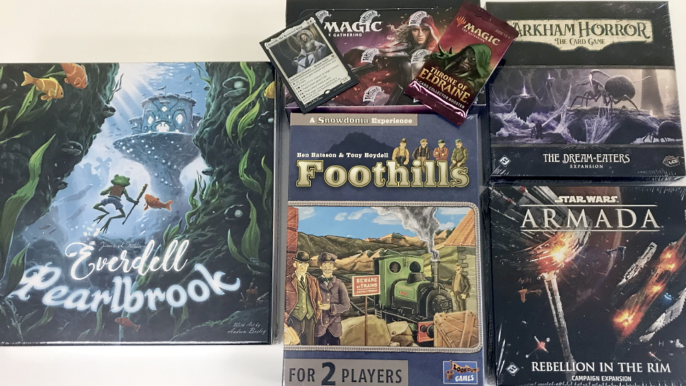 Friday Has a Host of New Games, and Limited Magic Boxes During Prerelease!
