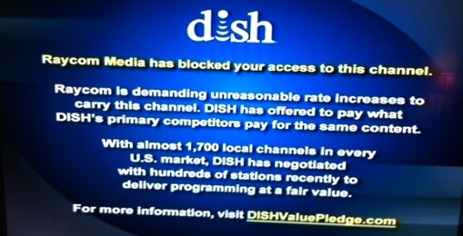 KAIT Removed From Dish Network Programming As A Result Of