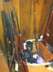 lewis guns