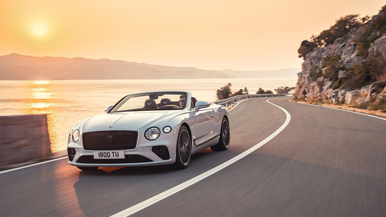 2020 Bentley Continental Gt Convertible Imboldn