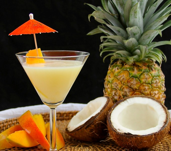Coconut Mango-tini