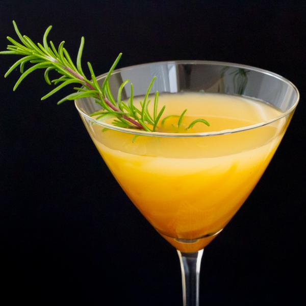Caramel Pear Martini