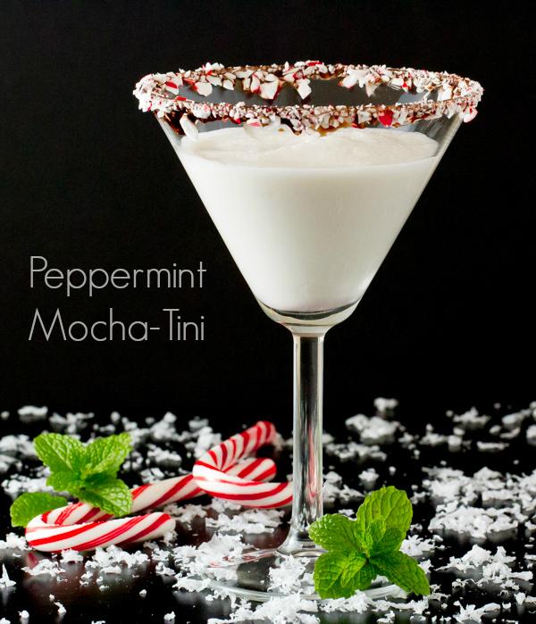 Peppermint Mocha-Tini