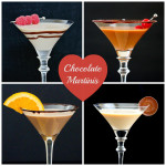 4 Chocolate Martinis for a Sweet Valentine's Day