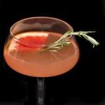 Grapefruit St-Germain Martini