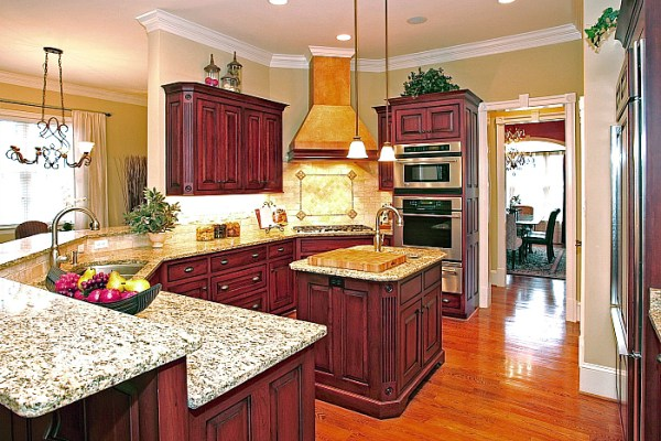 Beautiful kitchen in Richmond, VA