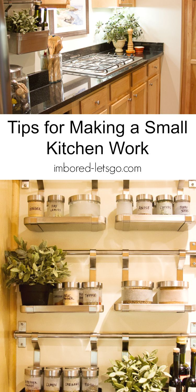 Making A Small Kitchen Work