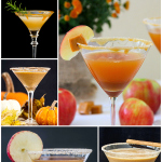 5 Fall Favorite Martinis