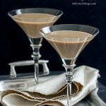 White Russian Martini