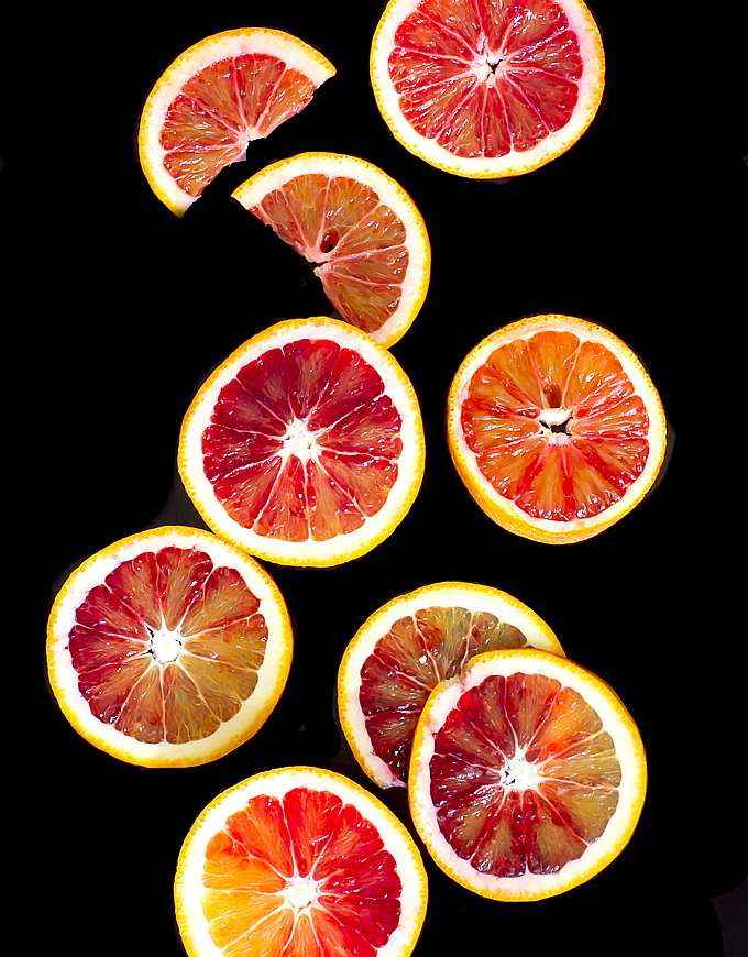 Beautiful Blood Oranges