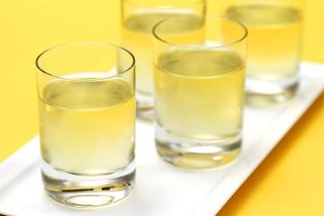 迈耶柠檬利口酒|自制豪华铃铛