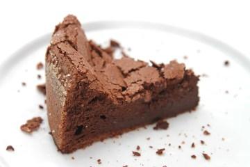 巧克力巧克力波旁蛋糕