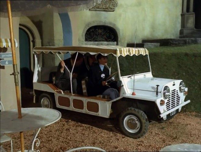 1965 Austin Mini Moke