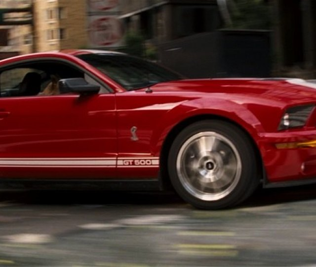 2007 Ford Shelby Gt 500 Svt S197