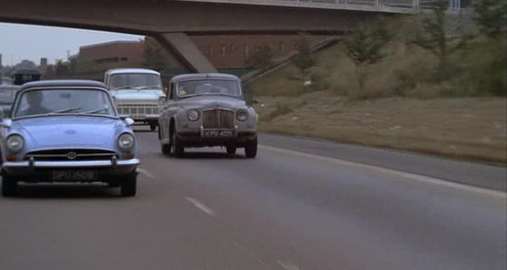 1952 Rover [P4]