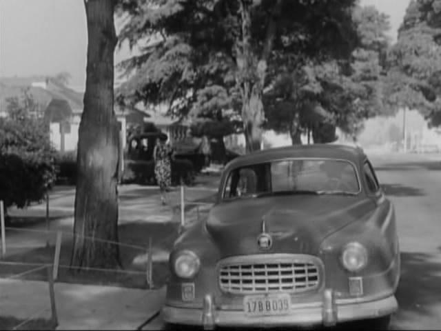 1950 Nash Ambassador Six Super Brougham