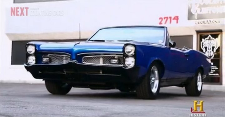 IMCDb org  1967 Pontiac GTO in  Counting Cars  2012 2018