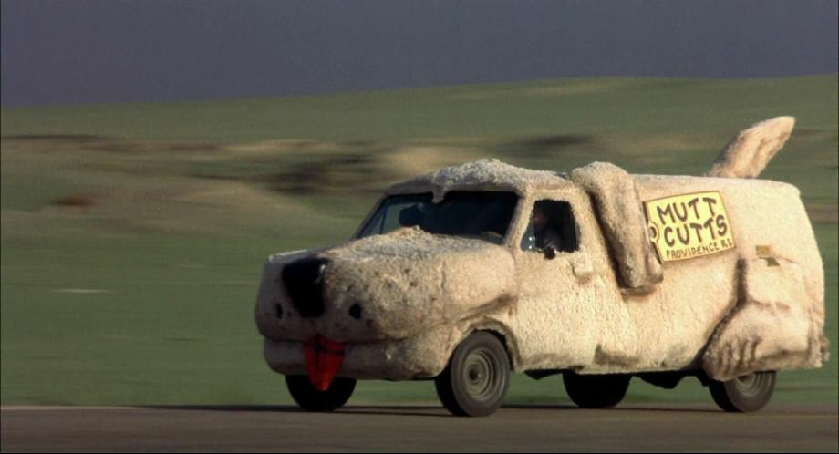 Hey Mike, check it out!  I traded a crappy moped for this van -- straight up.