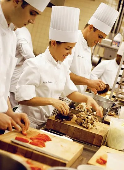 10 consejos para alumnos en practica aprendices de cocina - Cocinas chef ...