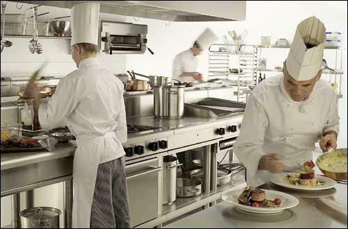 Haccp una manera sencilla de entender este sistema im chef for Manual de cocina industrial