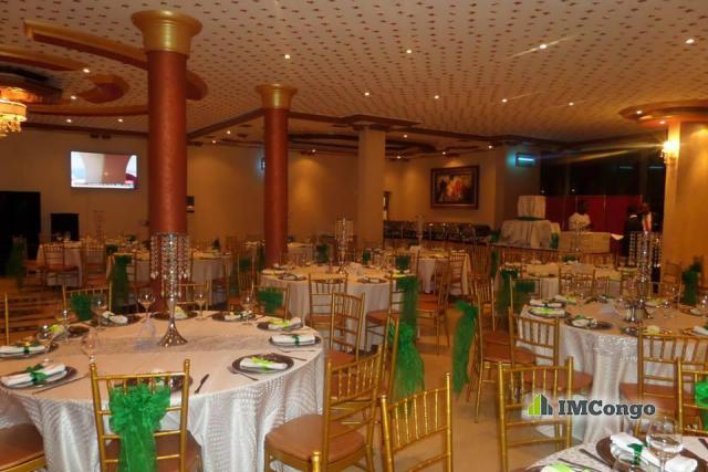 Salle De Fte A LOUER Kinshasa Gombe Salle De Fte La