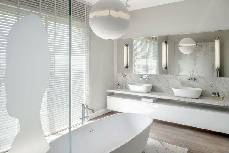 estilo minimalista, reforma de baños
