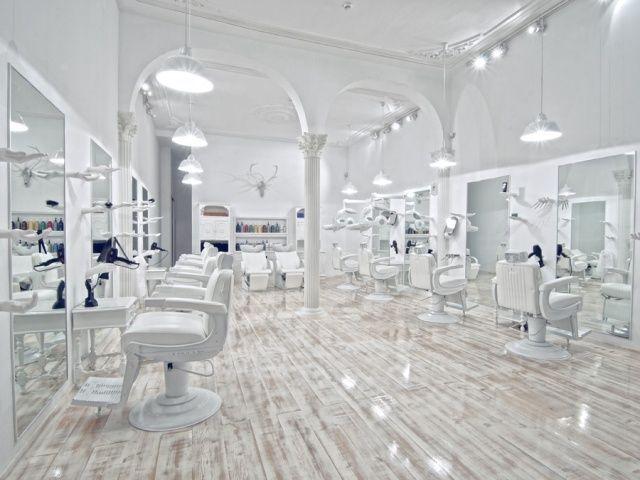 consejo para el interior de tu negocio - peluquería
