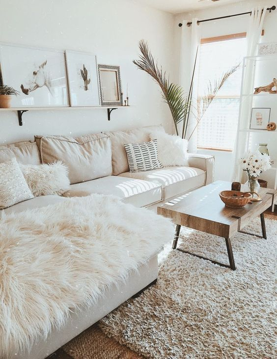 Decoración de tu hogar con estilo Nórdico - tonos claros
