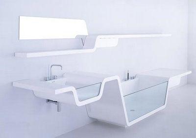 decoraciones espectacular para tu hogar - baño